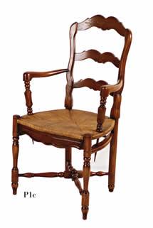 chaises proven ales chaises lacroix collection provence. Black Bedroom Furniture Sets. Home Design Ideas