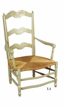 chaises provencales lacroix table de lit. Black Bedroom Furniture Sets. Home Design Ideas